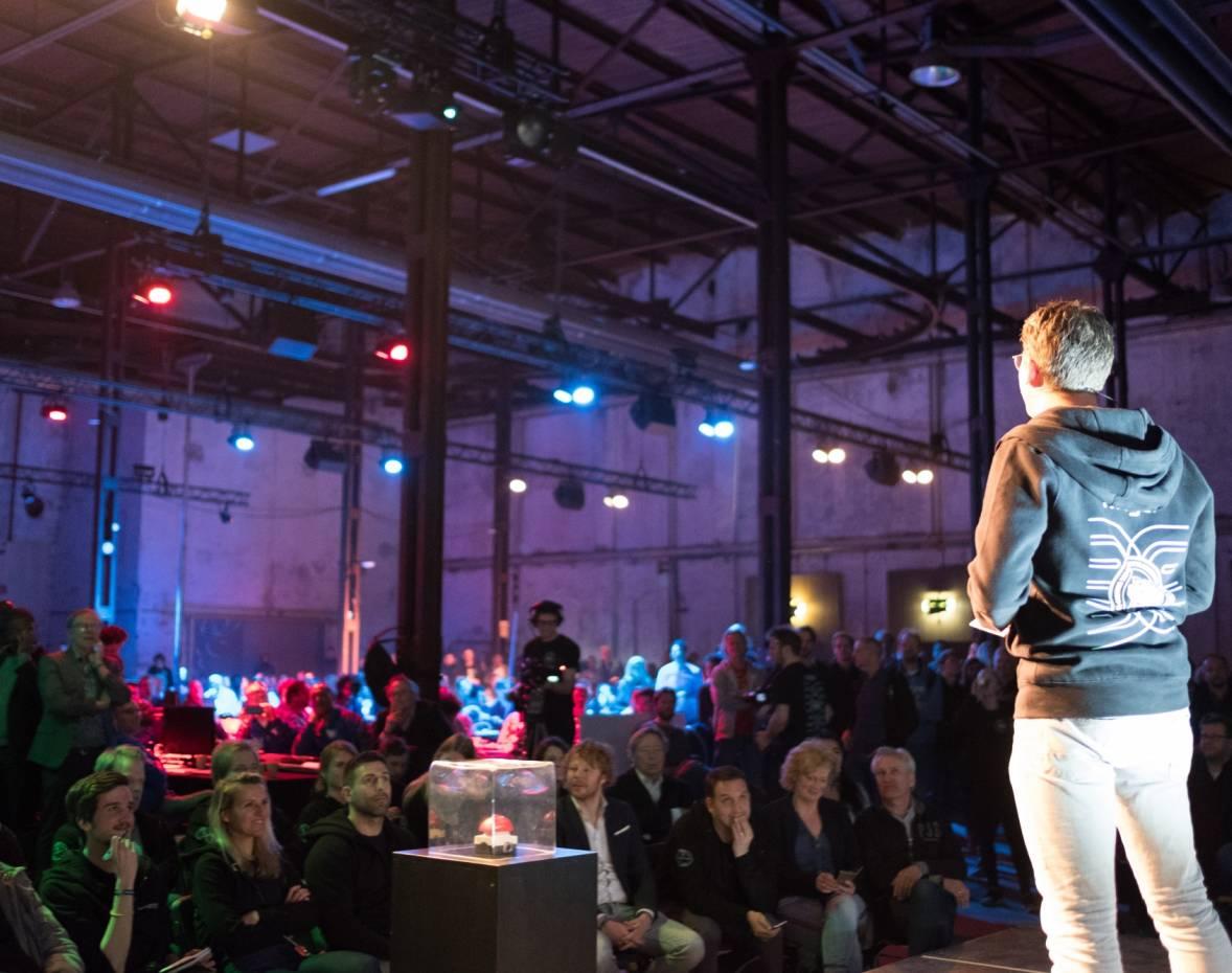 Groningen blockchain hackathon.