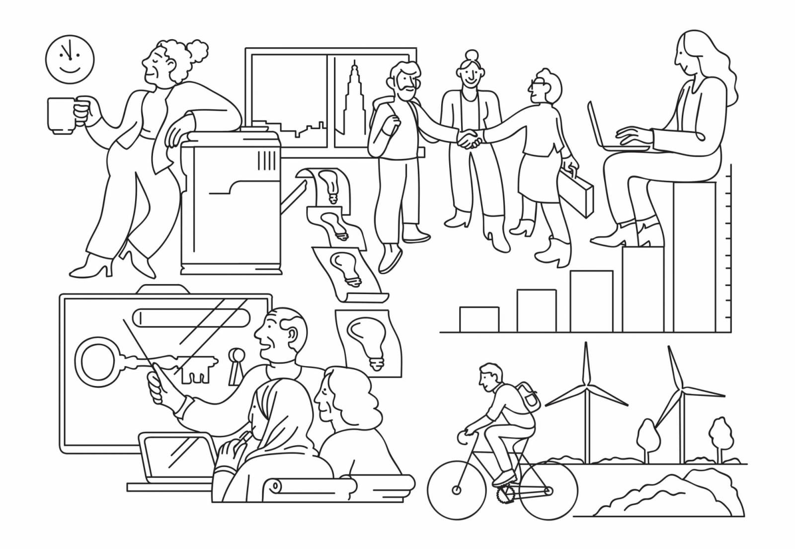 Illustratie Final Do Business 1